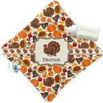 Traditional Thanksgiving Security Blanket (Personalized)