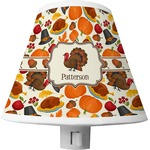 Traditional Thanksgiving Shade Night Light (Personalized)
