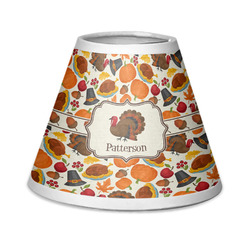 Traditional Thanksgiving Chandelier Lamp Shade (Personalized)