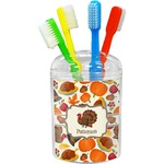 Traditional Thanksgiving Toothbrush Holder (Personalized)