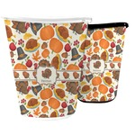 Traditional Thanksgiving Waste Basket (Personalized)