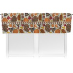 Traditional Thanksgiving Valance (Personalized)