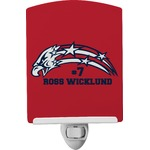 DHS Star & Stripes Ceramic Night Light (Personalized)
