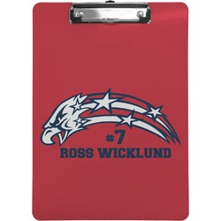 DHS Star & Stripes Clipboard (Personalized)