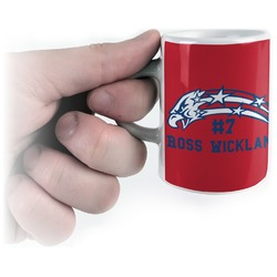DHS Star & Stripes Espresso Mug - 3 oz (Personalized)