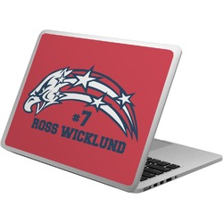DHS Star & Stripes Laptop Skin - Custom Sized (Personalized)