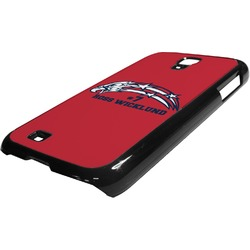 DHS Star & Stripes Plastic Samsung Galaxy 4 Phone Case (Personalized)