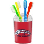 DHS Star & Stripes Toothbrush Holder (Personalized)