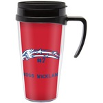 DHS Star & Stripes Travel Mug with Handle (Personalized)