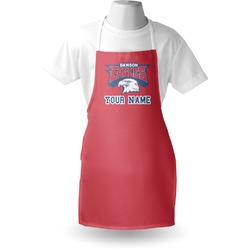 DHS Logo Apron (Personalized)