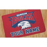 DHS Logo Area Rug (Personalized)