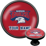 DHS Logo Cabinet Knob (Black) (Personalized)