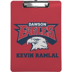 DHS Logo Clipboard (Personalized)