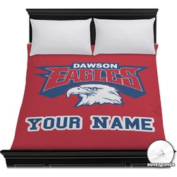 DHS Logo Duvet Cover (Personalized)