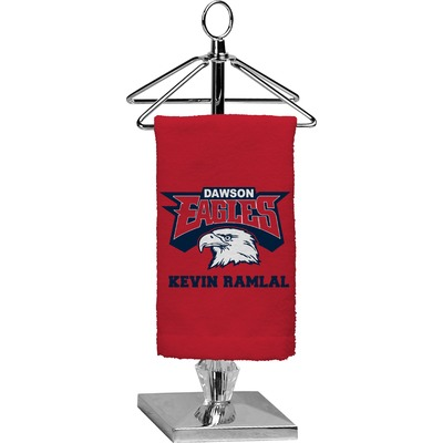 DHS Logo Finger Tip Towel - Full Print (Personalized)