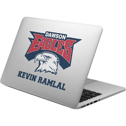 DHS Logo Laptop Decal (Personalized)