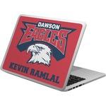 DHS Logo Laptop Skin - Custom Sized (Personalized)