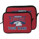 DHS Logo Laptop Sleeve / Case (Personalized)
