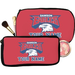 DHS Logo Makeup / Cosmetic Bag (Personalized)