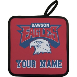 DHS Logo Pot Holder (Personalized)
