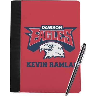 DHS Logo Notebook Padfolio (Personalized)