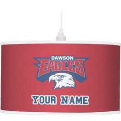 DHS Logo Pendant Lamp (Personalized)