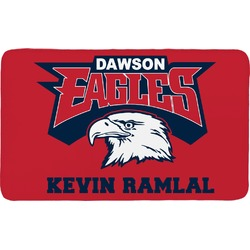 DHS Logo Bath Mat (Personalized)
