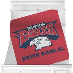 DHS Logo Blanket (Personalized)