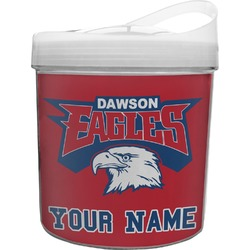 DHS Logo Plastic Ice Bucket (Personalized)