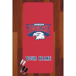 DHS Logo Runner Rug - 3.66'x8' (Personalized)