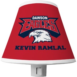 DHS Logo Shade Night Light (Personalized)