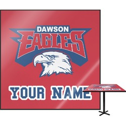 DHS Logo Square Table Top (Personalized)