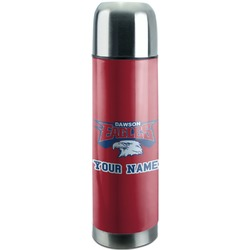 DHS Logo Stainless Steel Thermos (Personalized)