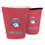 DHS Logo Waste Basket (Personalized)