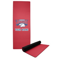 DHS Logo Yoga Mat (Personalized)
