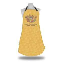 Happy Thanksgiving Apron (Personalized)