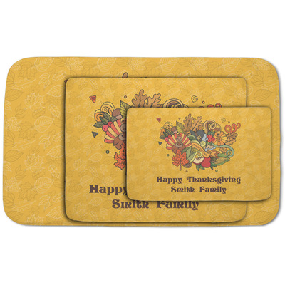 Happy Thanksgiving Area Rug (Personalized)