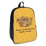 Happy Thanksgiving Kids Backpack (Personalized)