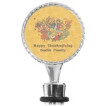 Happy Thanksgiving Wine Bottle Stopper (Personalized)