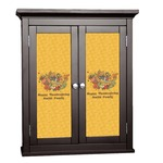 Happy Thanksgiving Cabinet Decal - Custom Size (Personalized)