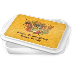 Happy Thanksgiving Cake Pan (Personalized)