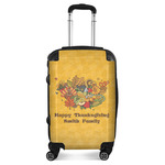 Happy Thanksgiving Suitcase (Personalized)