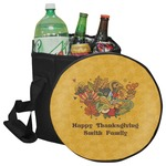 Happy Thanksgiving Collapsible Cooler & Seat (Personalized)