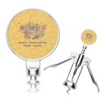 Happy Thanksgiving Corkscrew (Personalized)