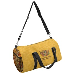 Happy Thanksgiving Duffel Bag - Multiple Sizes (Personalized)