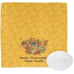 Happy Thanksgiving Wash Cloth (Personalized)