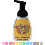 Happy Thanksgiving Foam Soap Dispenser (Personalized)