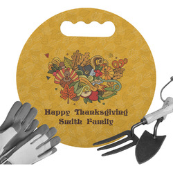 Happy Thanksgiving Gardening Knee Cushion (Personalized)