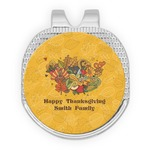 Happy Thanksgiving Golf Ball Marker - Hat Clip