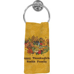 Happy Thanksgiving Hand Towel - Full Print (Personalized)